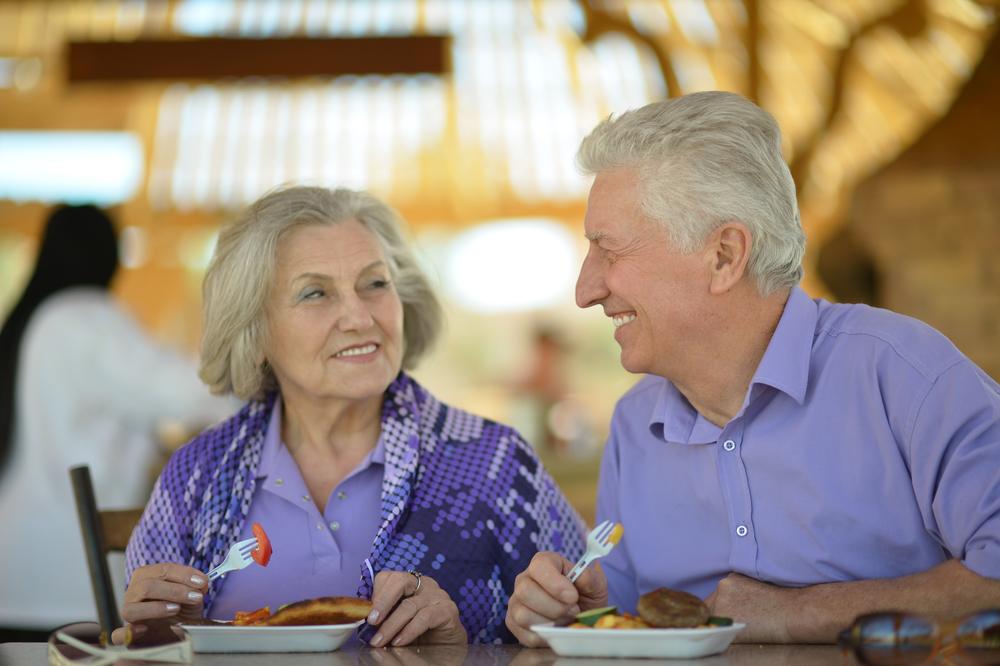 Обзор обедов для пенсионеров