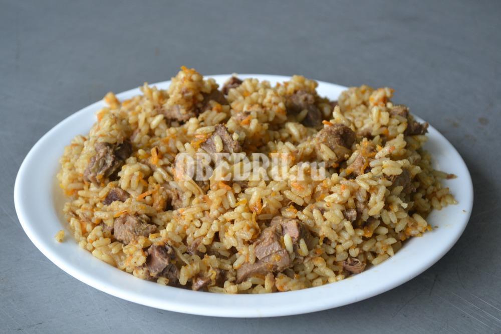 Как в плове сделать рис рассыпчатым