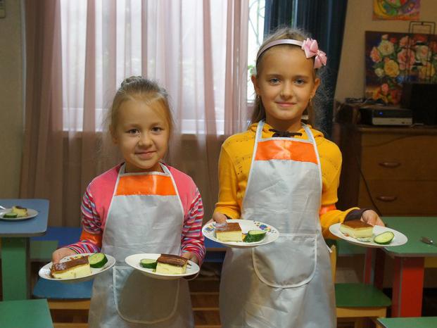 Обеды для детей