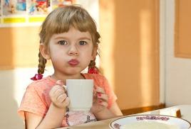 Обеды для детей от 3х лет
