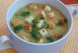 С супом обедать веселее!
