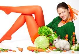 Диета с морковкой - в Новый Год со сноровкой!