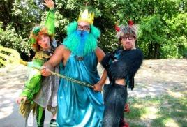 День Нептуна – 2014: праздник в мокрой одежде
