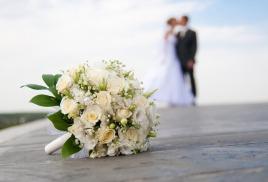Организация свадебного банкета на 32 персоны