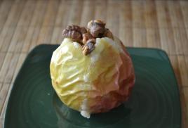 Фарфоровое яблочко