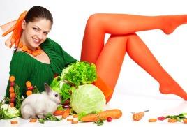 Морковная диета хороша после лета